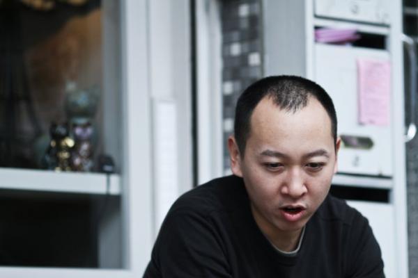 對著台北,「貓下去」——專訪陳陸寬