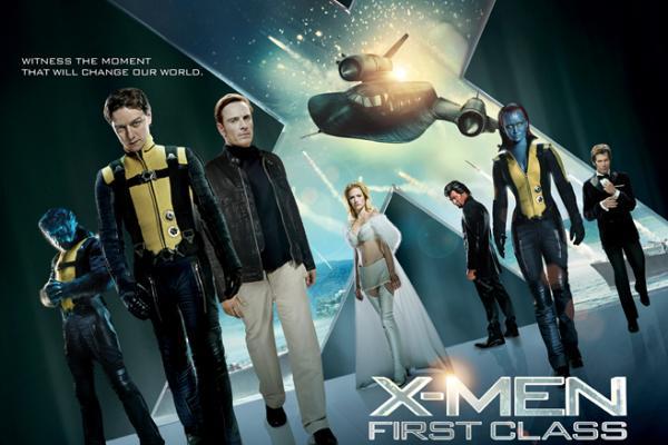 《BIOS 電影筆記》X-Men:First Class