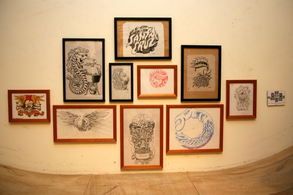 Dreamers-Jim Phillips Art Show
