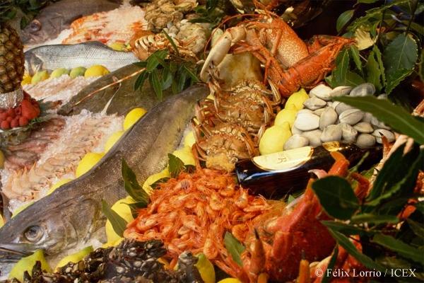 西班牙海鮮王國:常見海鮮食材介紹