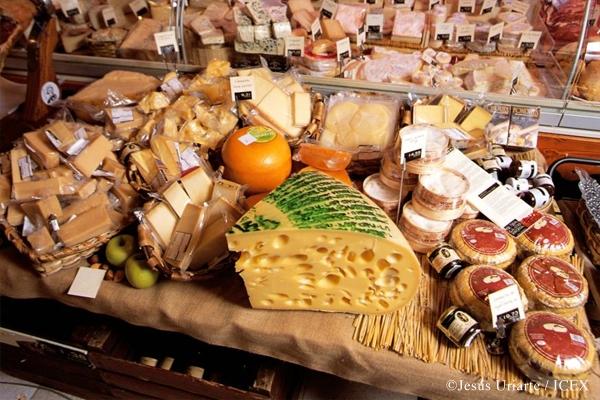 誰搬走我的乳酪:西班牙乳酪面面觀