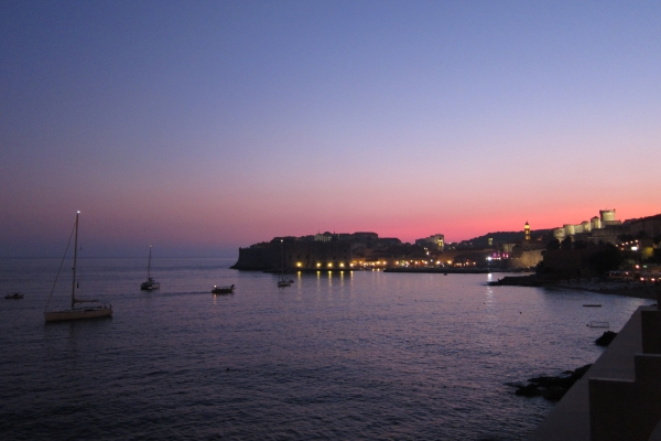 Dubrovnik:時間在這裡靜止