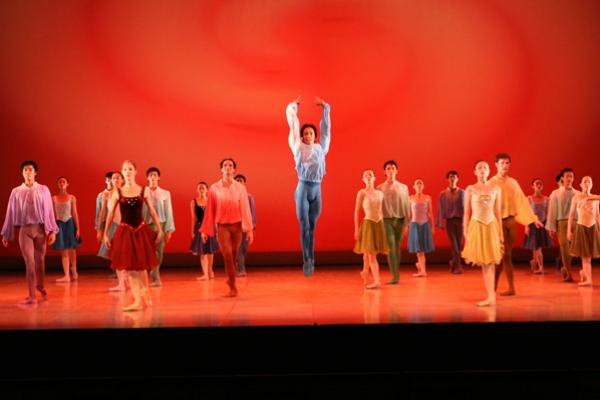 台北室內芭蕾—羅曼史~柴可夫斯基的音樂與人生