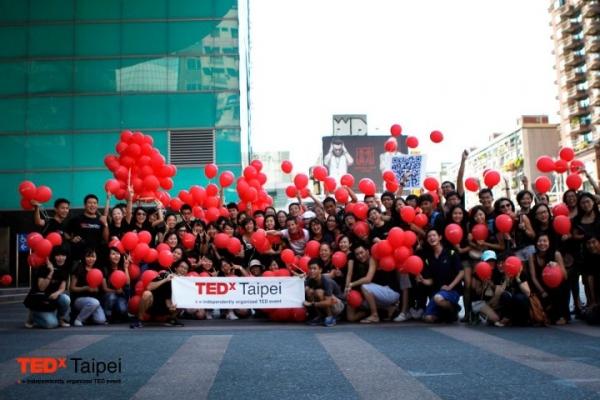 重新佈局台灣的未來,TEDx Taipei 年會開跑