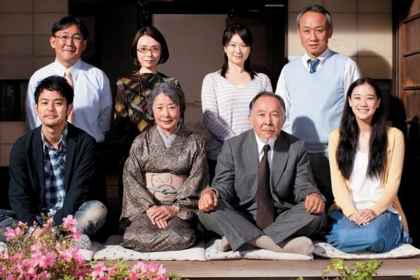 《東京家族》:對小津安二郎的溫暖致意