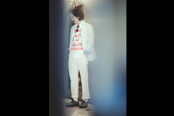 【特稿】ALL WHITE「ONE TONE」白色 Dress Code 穿搭:保持個人風格從中找出突破亮點!