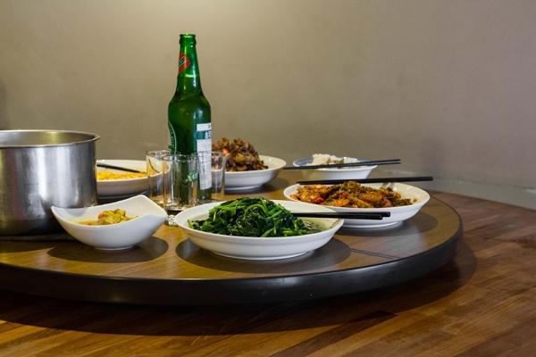 菜單之外 中式的大火熱情快炒:大來小館、秦味館