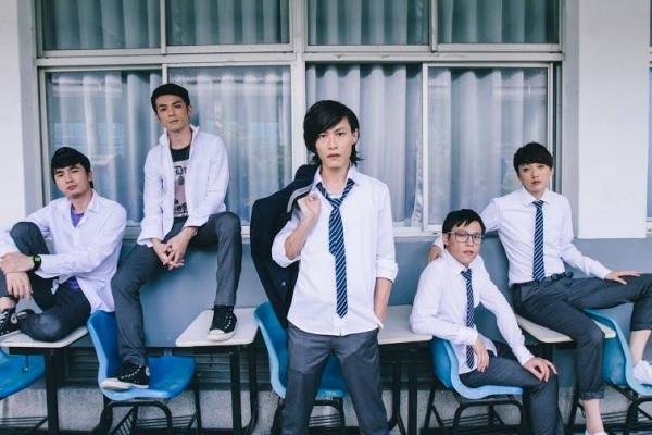 台灣首齣 BL 搖滾音樂劇,再拒劇團-前叛逆男子《新社員》