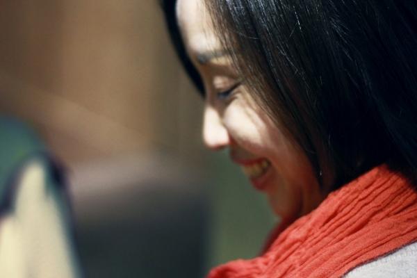 拾起磨損的自己──專訪葉佳怡《染》
