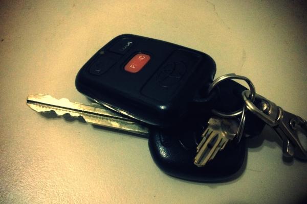 微物絮語 車鑰匙,及其相關