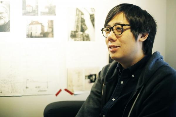 【反思發聲】從設計建築到執導筒──專訪《一頁台北》陳駿霖導演