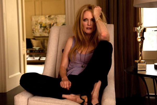 年齡迷思,電影中的女星焦慮(一):《寂寞星圖》來自過去的死亡幻象