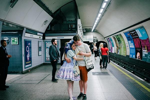 倫敦印象徵件|Euston Square