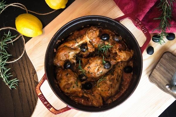 獻給地獄廚房的情書|摘星:超紓壓托斯卡尼獵人燉雞