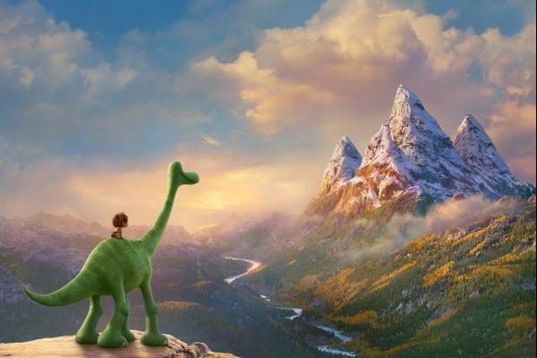 每週影評 《恐龍當家》:老派的成長與新世紀的完美畫風