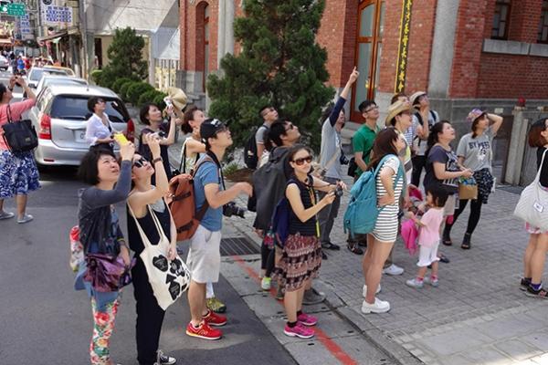 台北城的感官記憶(一):路上觀察,建構城市的模樣