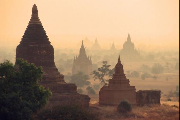 緬甸旅遊與文化觀察(一):「遙遠的郊外」