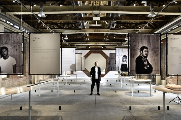 OCTAPHILOSOPHY 八角哲學特展,江振誠與八位參展藝術家激盪創作對話