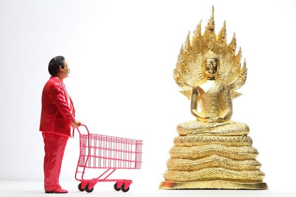 穿梭斑斕的泰國藝術叢林(一):當傳統與現代在曼谷相遇