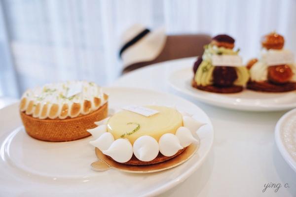 法式甜點鑑賞 蛋白霜(meringue)的挑戰
