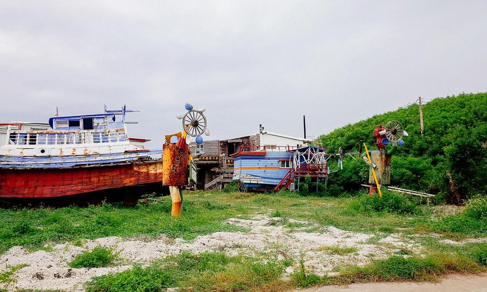 來一趟島嶼記憶的召喚之旅:風起潮間帶-澎湖大風藝術季