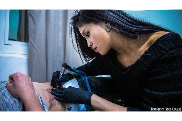 台北個人刺青工作室(三): 穿環、刺青就像是每個人的靈魂地圖