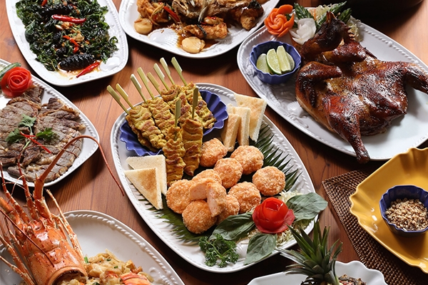 Thai & Thai 農曆春節團圓宴,泰式宮廷御宴