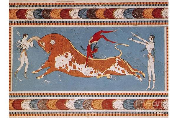 克里特島旅遊與文化(一):歐洲最古老的文明──米諾安文明誕生地