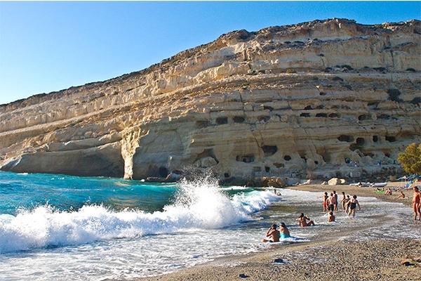克里特島旅遊與文化(二):走入好客居民的家中
