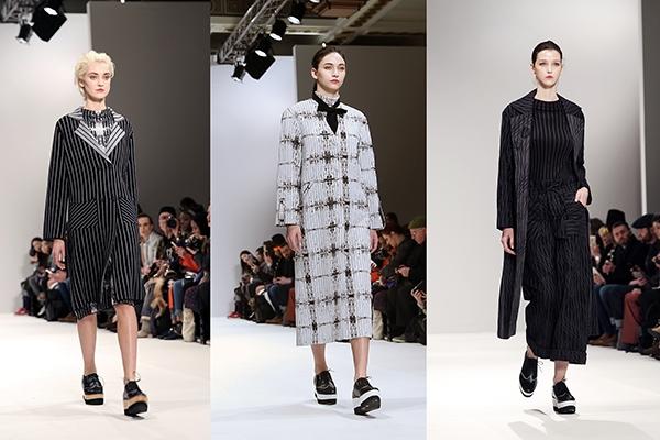 APUJAN 2017 秋冬系列「門的彼端」,開啟宋芸樺的時尚冒險之旅