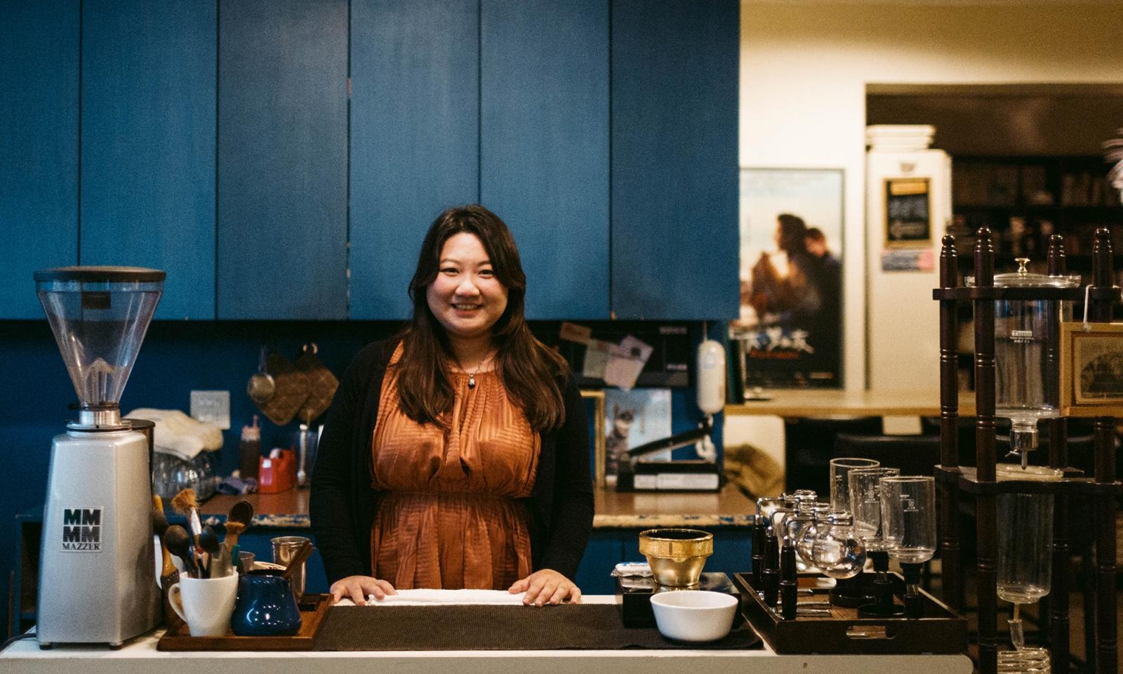 在都市下廚,還是要有點「野」——專訪《深夜女子的公寓料理》毛奇