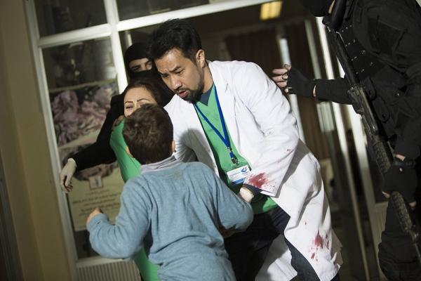《麻醉風暴 2》赴約旦拍攝,黃健瑋:「這應該是我從影來最激烈的時刻」
