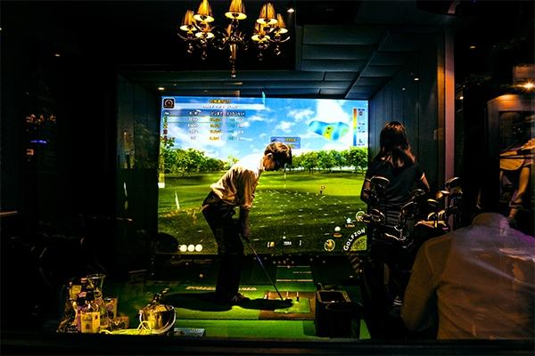 六條高爾夫 CLUB| 新世代條通,白日夢冒險王