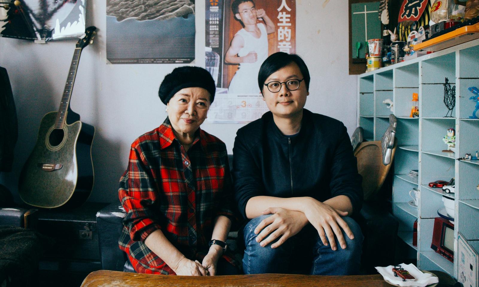 用小吃感化國際劇組,拍出台灣味 ——專訪《孤味》導演許承傑、演員陳淑芳