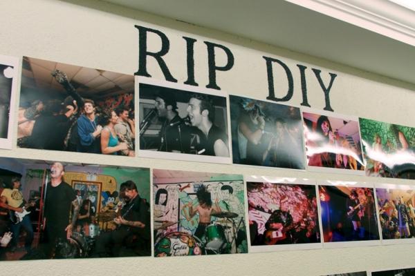 死去的地下音樂聖地及復活的漢字——2017 城市遊牧影展