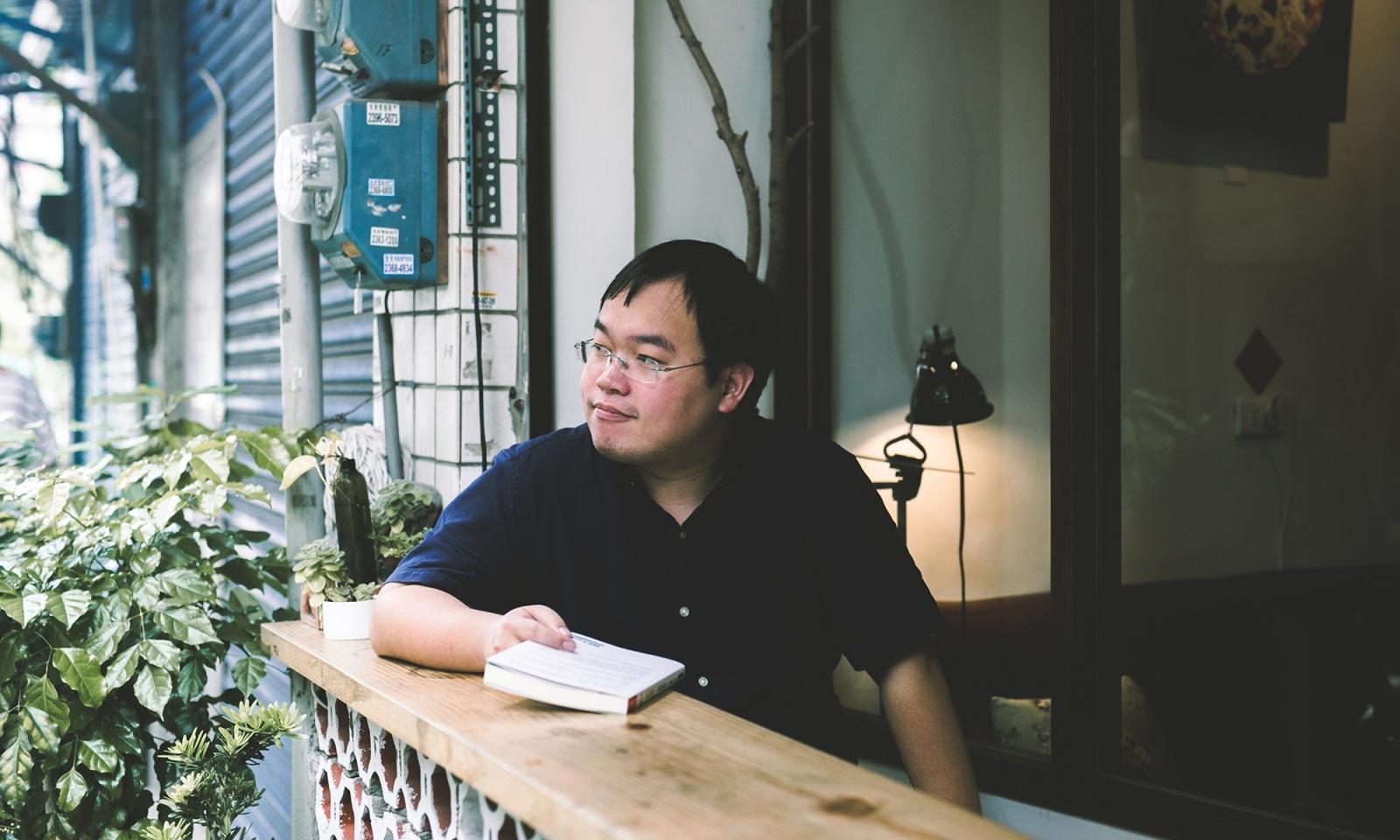 戰神也是人——朱宥勳和他「差一點就壞掉」的過去