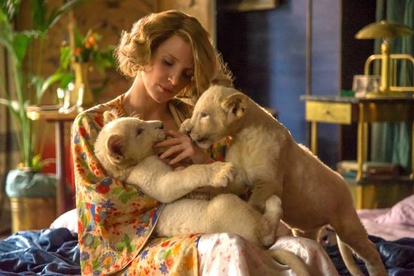 每週影評 《園長夫人:動物園的奇蹟》:殘酷的心靈牢籠