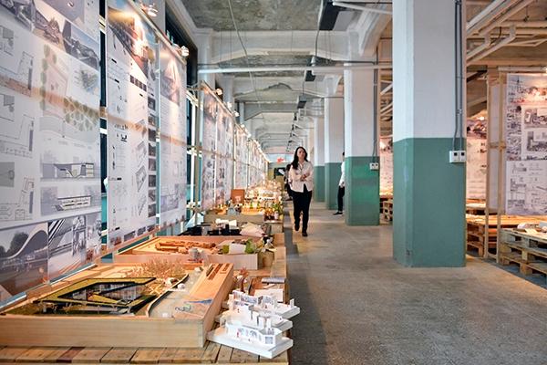 當策展走出博物館(一): 論空間之可能, 專訪松山文創園區