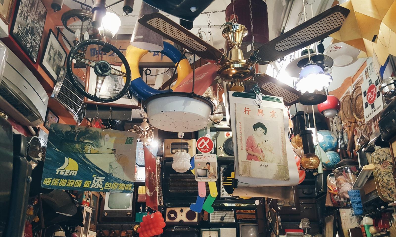 香港迷走:舊城中環, 讓人沉溺的破敗之美
