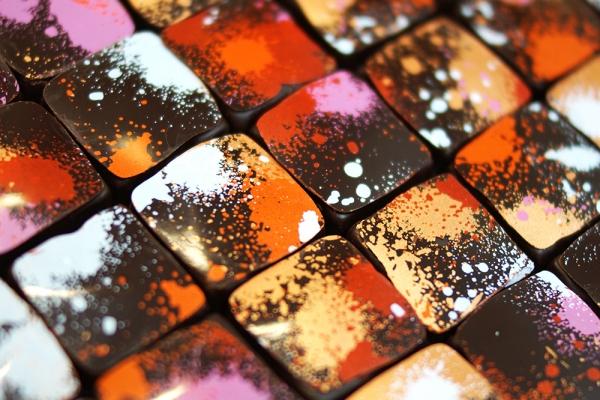 世界巧克力大賽大捷! 打開巧克力的台味想像