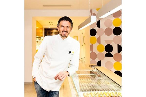 法國甜點大師群像 閃電泡芙的天才創意:Christophe Adam
