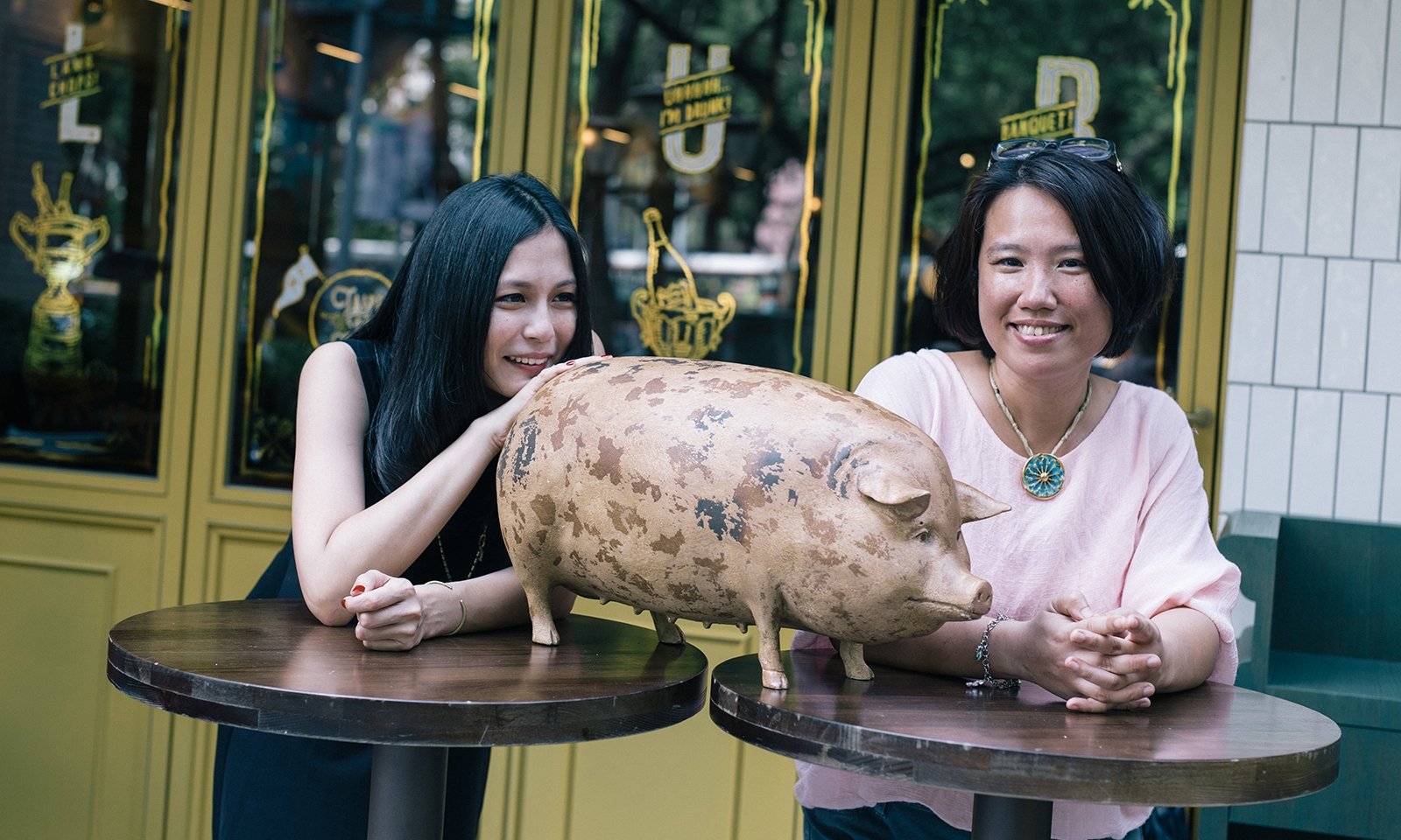 條條大路通廚房—— Yen ╳ 楊馥如的義地廚緣