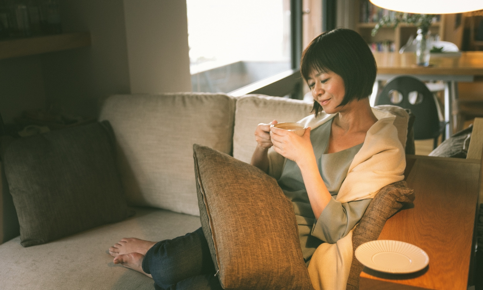 7 a.m. to 9 a.m. 淡中有層次的愛情長跑:葉怡蘭的三種早餐茶