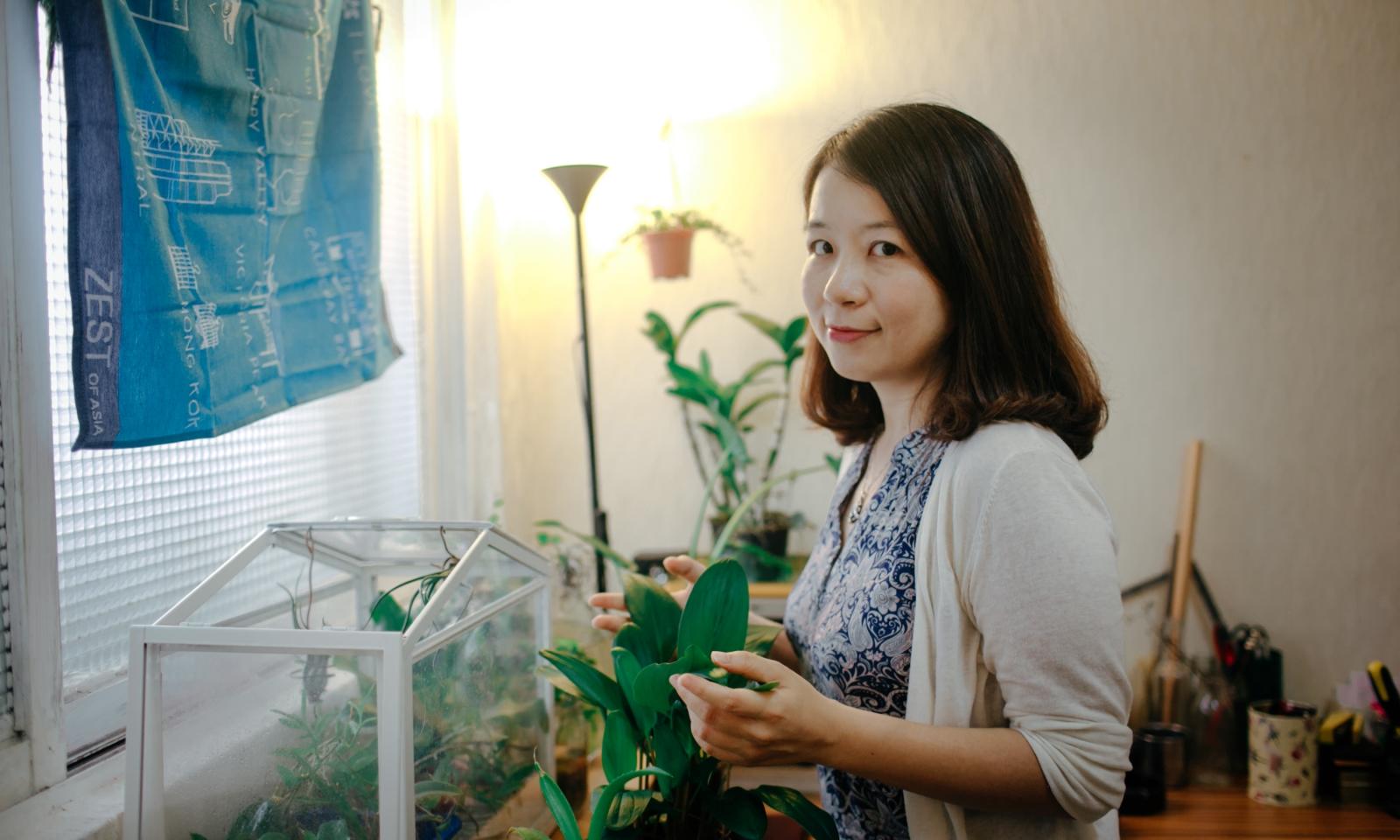 節制寫詩,抗拒賣老 ——專訪楊佳嫻