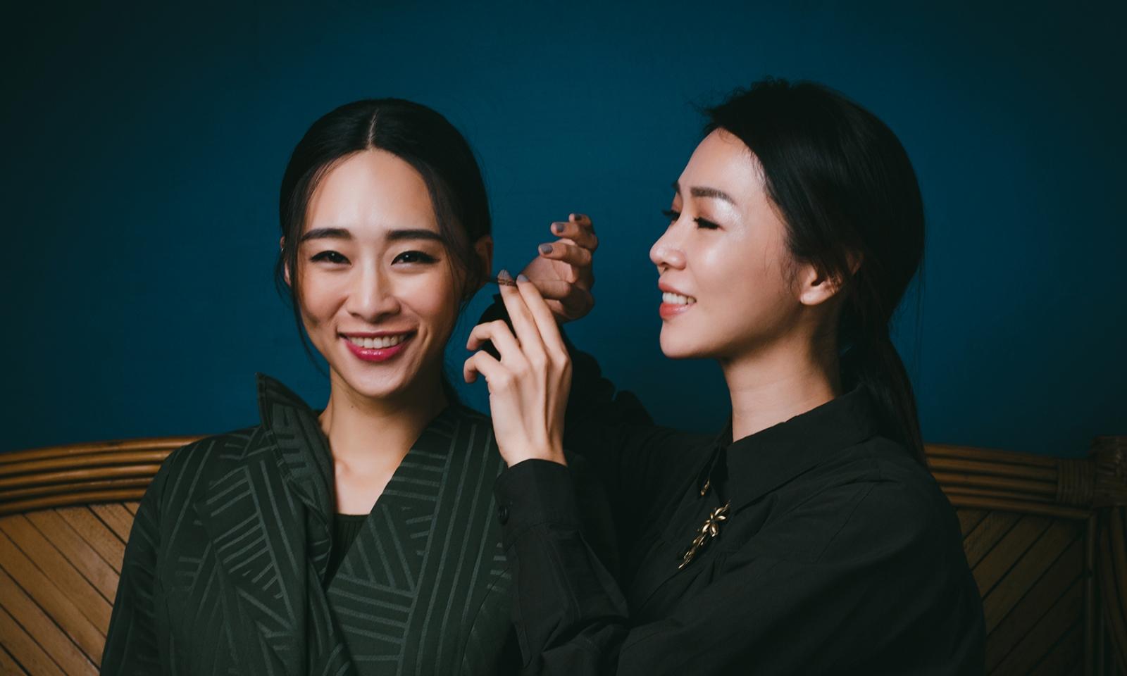 梅姨與女演員 謝盈萱 ╳ 吳可熙:給臨演與配角一個特寫