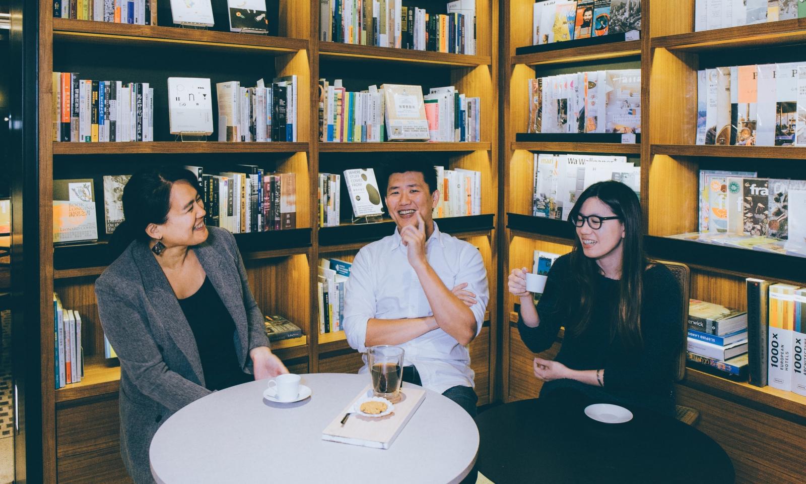 【電影餐桌|原味】廖克發 ╳ 傅榆 ╳ 陳潔瑤:每一部紀錄片的身世,都是人