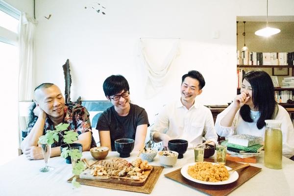 【設計餐桌|養生】爆肝設計師的食補計畫:霧室 ╳ 廖小子 ╳ 賴佳韋