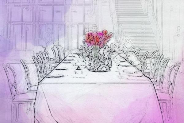 廚子的馬戲團巡演|身為一個私廚,餐會買錯花會有什麼後果呢(微笑)