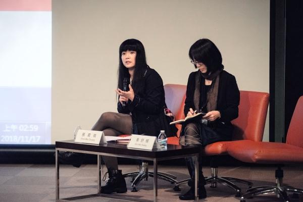 張君玫 ╳ 台北雙年展 去除人類本位,我們可以怎麼思考藝術?