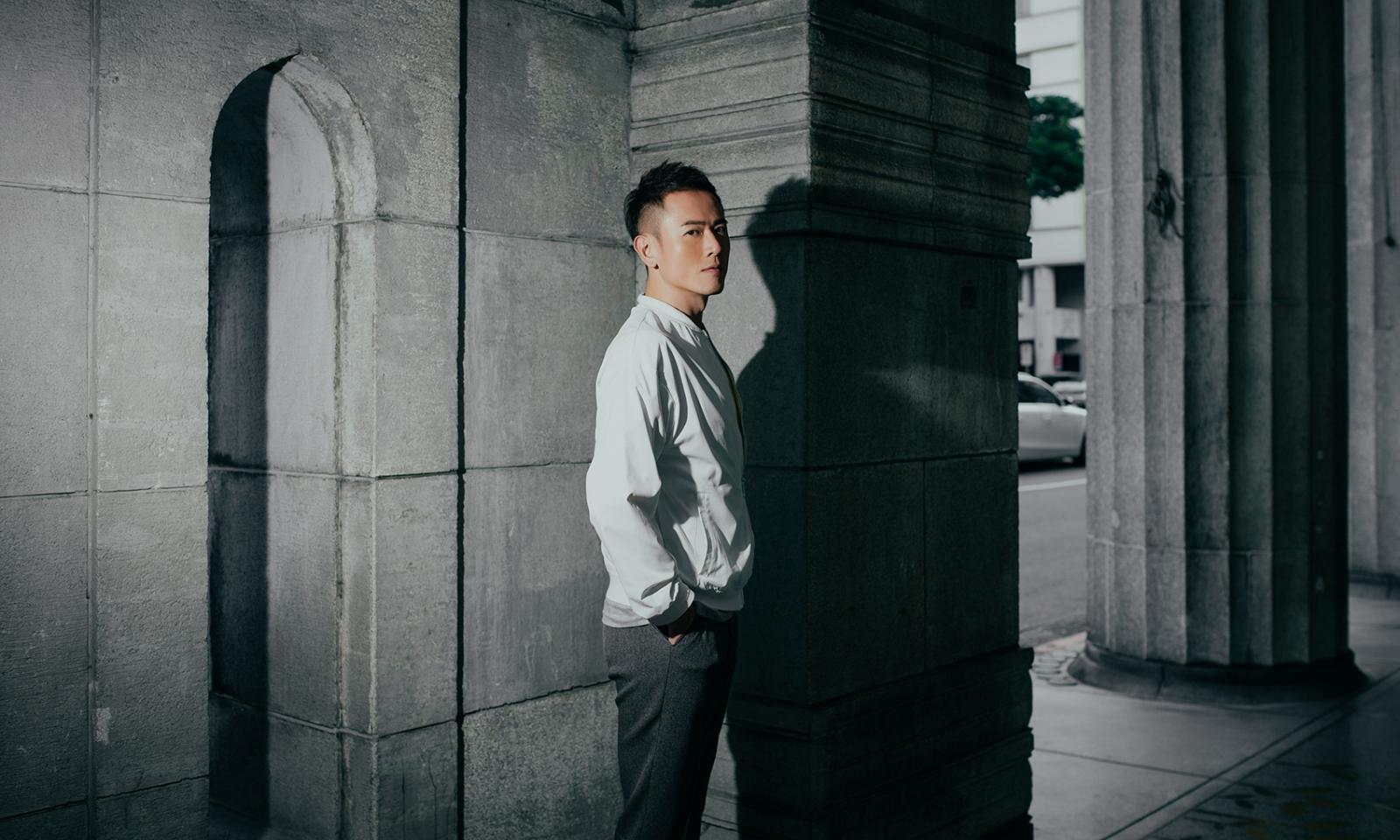 電影外的綠葉,專訪主持人楊達敬:有了電影,不必愛情